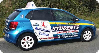 Preston Driving Instructor
