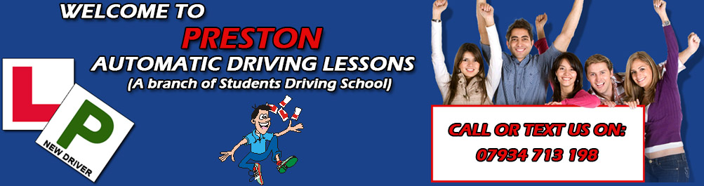 Preston Automatic Driving Lessons